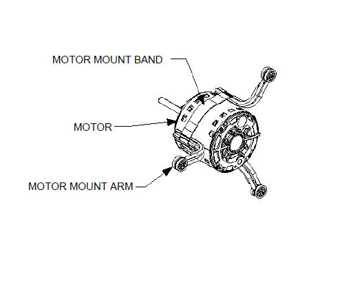Parts Of An Air Handler Motor