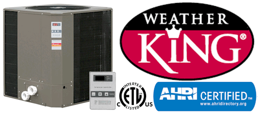 Weatherking Pool Heater